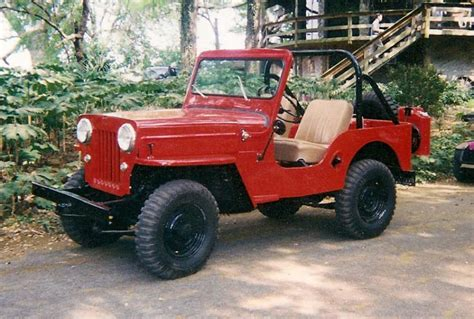 1961 Willys Jeep Parts 2011 Ewillys