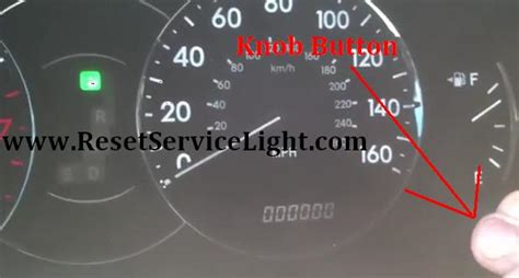 Service Required Light by Reset Maintenance Light 2014 Tundra Autos Post