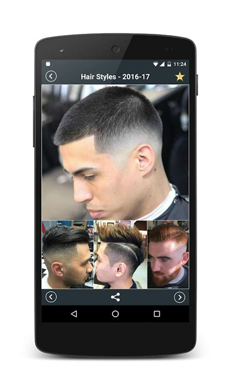 hairstyles app android hairstyles for men 2017 android apps on google play