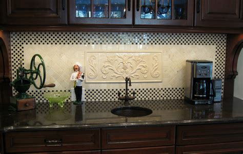 decorative tile inserts kitchen backsplash beehive relief tile backsplash backsplash tiles stone