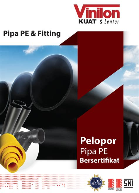 Fitting Pipa Pe product vinilon pipes and fitting
