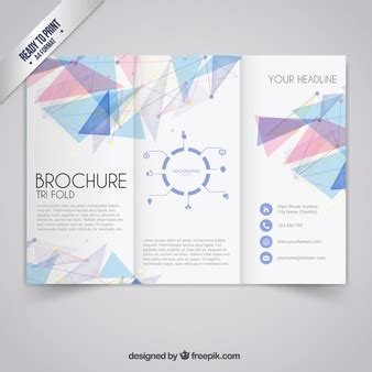 Leaflet Vectors Photos And Psd Files Free Download Free Caign Brochure Templates