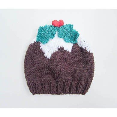 knitting pattern christmas pudding hat baby christmas pudding baby beanie hat knitting pattern by