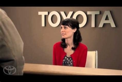 toyota commercial actress australia laurel coppock is the actress playing jan in toyota