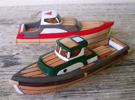 Wood Toy Boat Plans