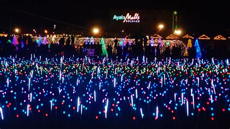 magical winter lights coupon look magical field of lights in nuvali is the perfect