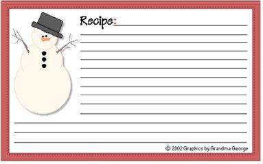 free recipe card template editable 10 best images of editable printable recipe card template