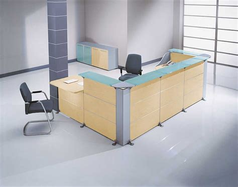 Office Reception Desk Small Reception Desk Furniture Design