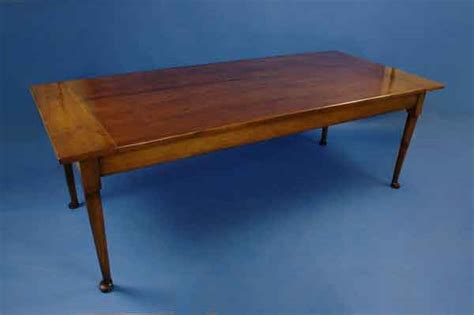 yew farmhouse dining table for sale antiques