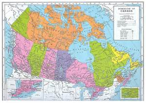 canada on map map of canada city geography