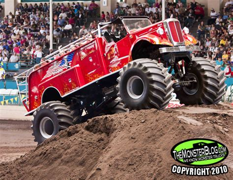outlaw monster truck show themonsterblog com we know monster trucks monster