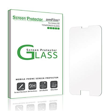 Tempered Glass Samsung Galaxy S5 1 review amfilm galaxy s5 tempered glass screen