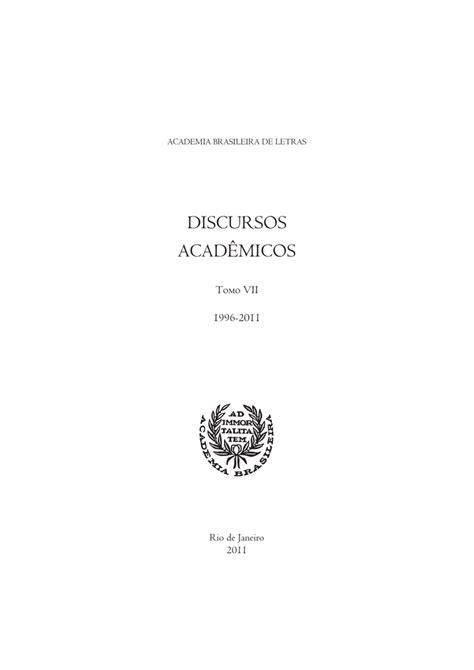 obra - Academia Brasileira de Letras   manualzz.com