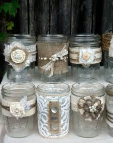 best 25 decorated jars ideas on glittered