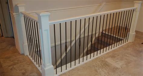Handrail Posts Railings And Pickets Royal Homes