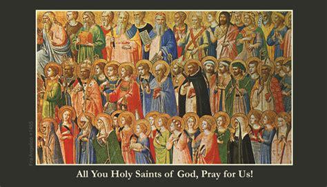 All Saints Gift Card For Sale - free catholic holy cards catholic prayer cards st therese of lisieux st joseph