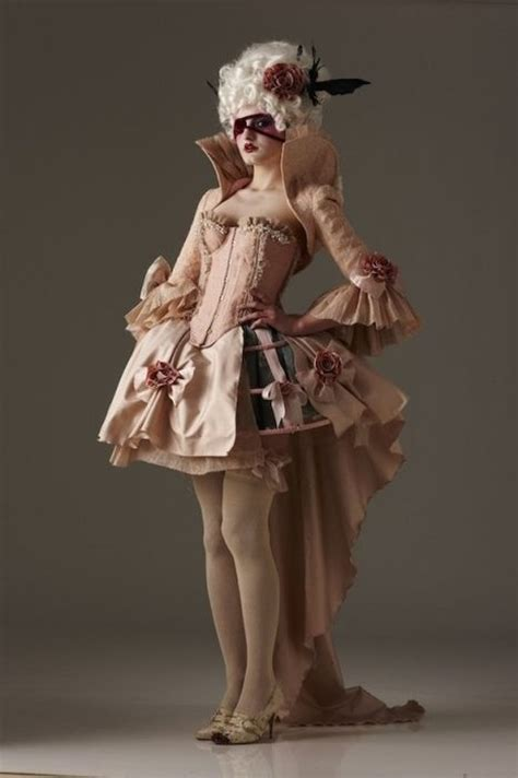 Stylish Costume Of The Day Antoinette by Devilinspired Rococo Clothing Costume Idea Of