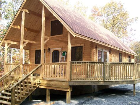 cabin logs log cabin kits 10 of the best on the market