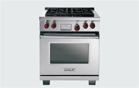 stoves wolf stoves 30 quot wolf dual fuel range