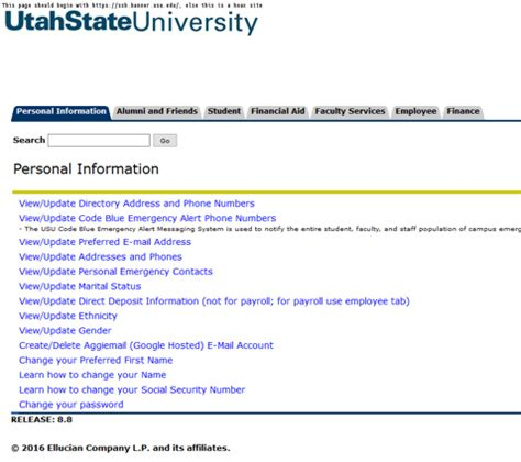 email usu getting started cehs usu