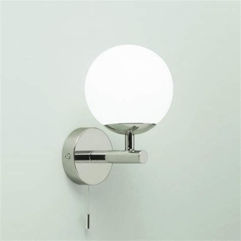 Halogen Bathroom Light Astro Lighting California Single Light Switched Halogen Bathroom Wall Fitting Lighting Type