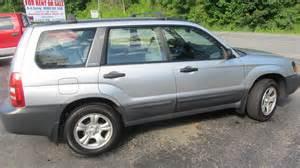 2003 Subaru Forester 2003 Subaru Forester Pictures Cargurus
