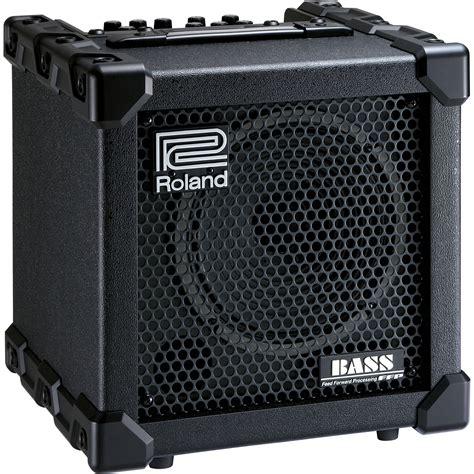 Roland Cube 20xl Roland Cube 20xl Bass Compact Bass Lifier Speaker Cb 20xl