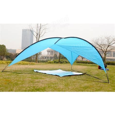 Tenda Cing Anti Panas Uv Outdoor 2 Orang esterna di sole ombreggiatura tentoriale baldacchino ombra capannone anti uv ten 85 22