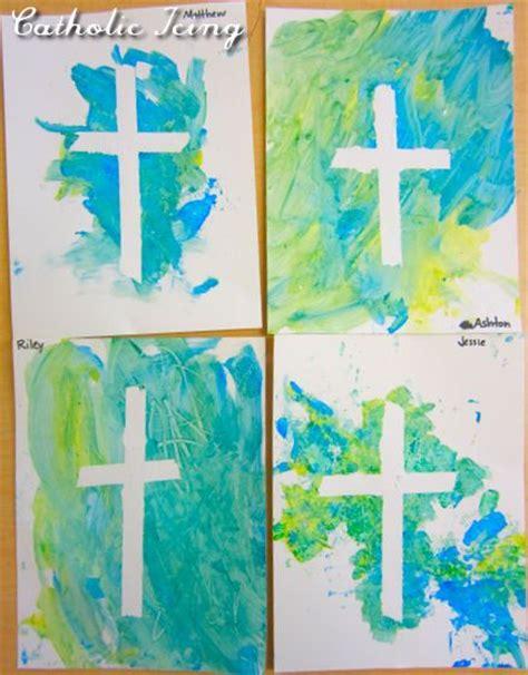 christian preschool crafts 25 best ideas about cross crafts on bible