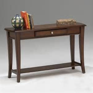Cherry Sofa Table Bernards Broadway Cherry Sofa Table By Oj Commerce 8609 198 00