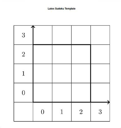 free printable sudoku templates charming sudoku templates ideas resume ideas www