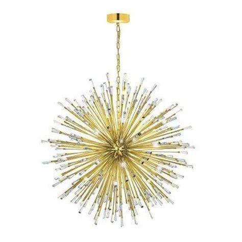 starburst chandelier starburst chandeliers hanging lights lighting