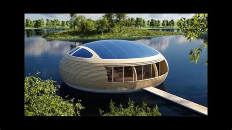 houseboats youtube space age houseboat on the water youtube