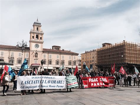 www monte parma monte parma protesta dei dipendenti 1 di 18