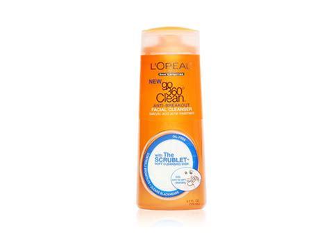 L Oreal Clean Exfoliating Scrub sữa rửa mặt loreal go 360 clean exfoliating scrub