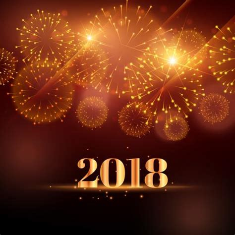 for new year happy new year fireworks background for 2018