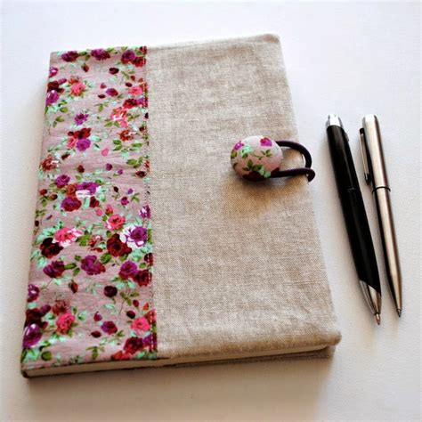fabric journal pattern sewforsoul fabric notebook cover tutorial