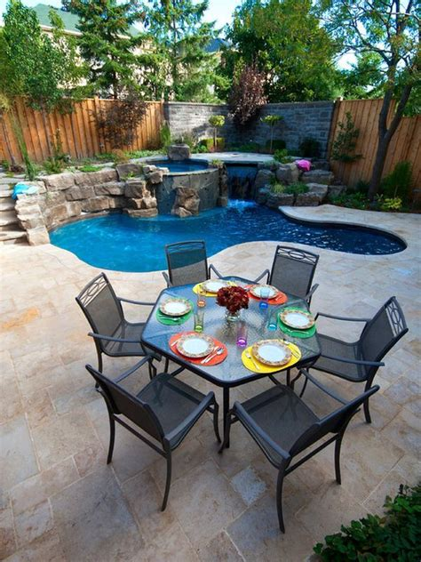 small pools for small backyards spruce up your small backyard with a swimming pool 19