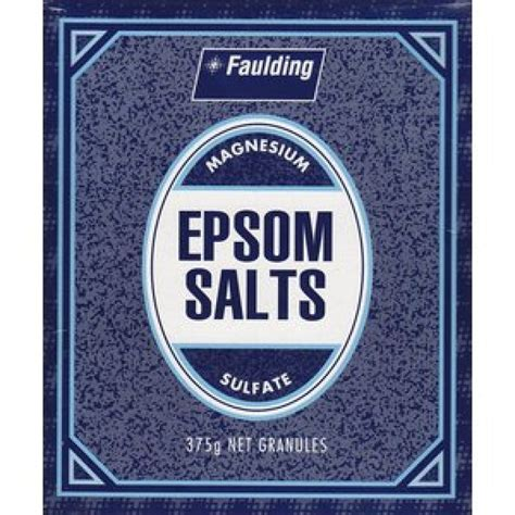 Does Epsom Salt Detox Work by Do Epsom Salt Baths Work For Weight Loss Urbandine