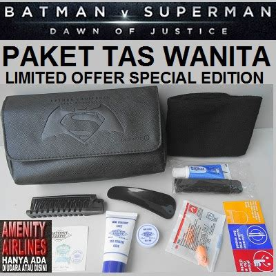 Harga Tas Merk Oroton amenity airlines on line shop amenity kits