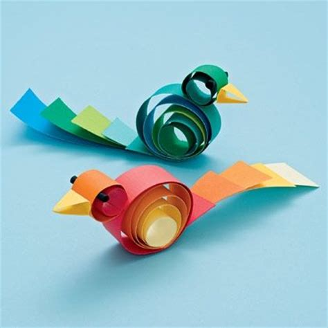 Crafts For To Make With Paper - 25 best ideas about easy paper crafts on easy