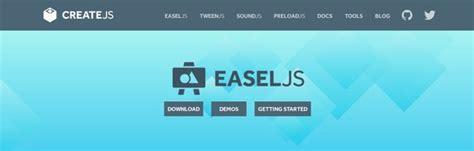 easeljs pattern 10个作为web开发工具的最好javascript库 open资讯