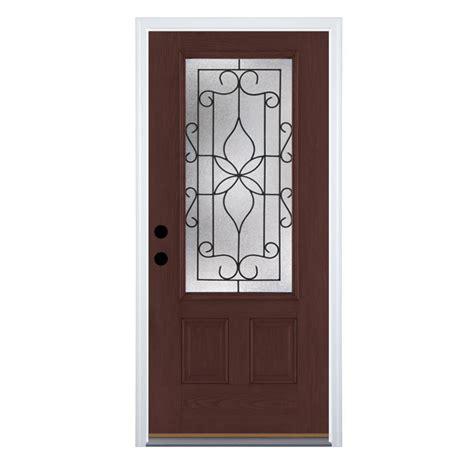 Benchmark Patio Doors by Shop Therma Tru Benchmark Doors Florentino Right