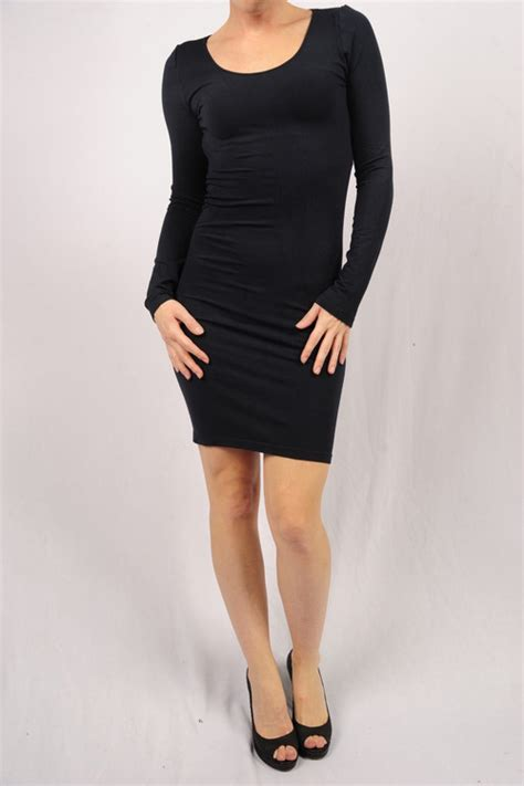 Wst 20221 Black Swan V Neck Dress dresses mapel boutique portland your local boutique