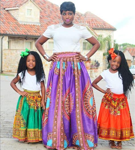 children styles in kamdora mother and child ankara styles