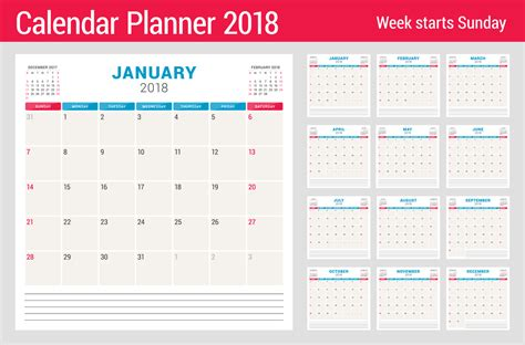 free printable yearly calendar templates 2018 printable calendar 2018 yearly calendar