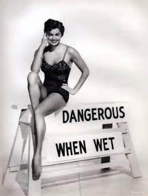 Bathtub Rubber Mat Esther Williams My Idol Carol Bergman