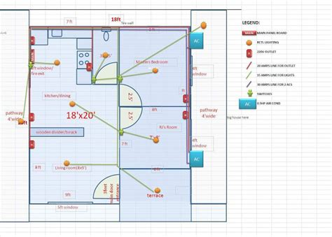 electrical layout plan philippines lay out electrical plan plumbing design for a space