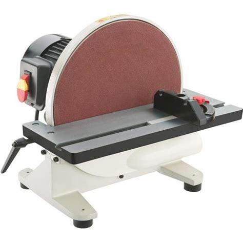 bench top disc sander shop fox w1828 disc sander 12 quot