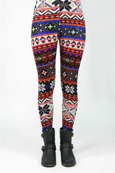 tribal pattern tights pants tribal pattern leggings aztec leggings printed
